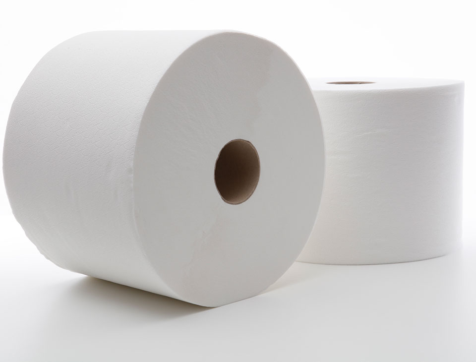 rolo industrial papercare - away from home – 350m, PL 2un